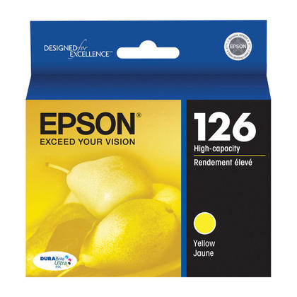 Epson T126420 Original Yellow Ink Cartridge