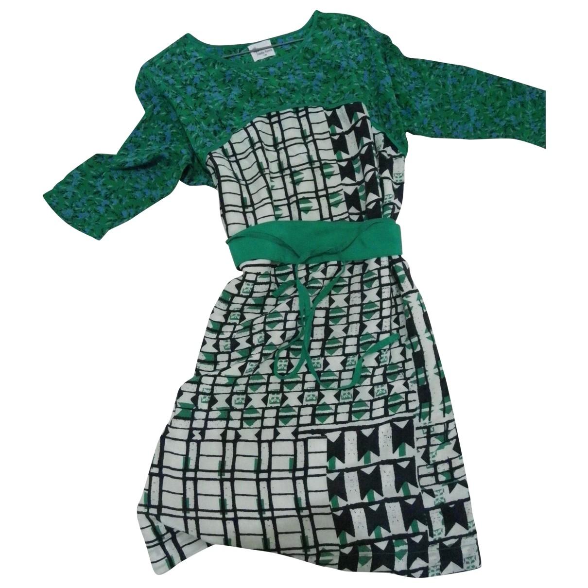 Stella Forest \N Green dress for Women 38 FR