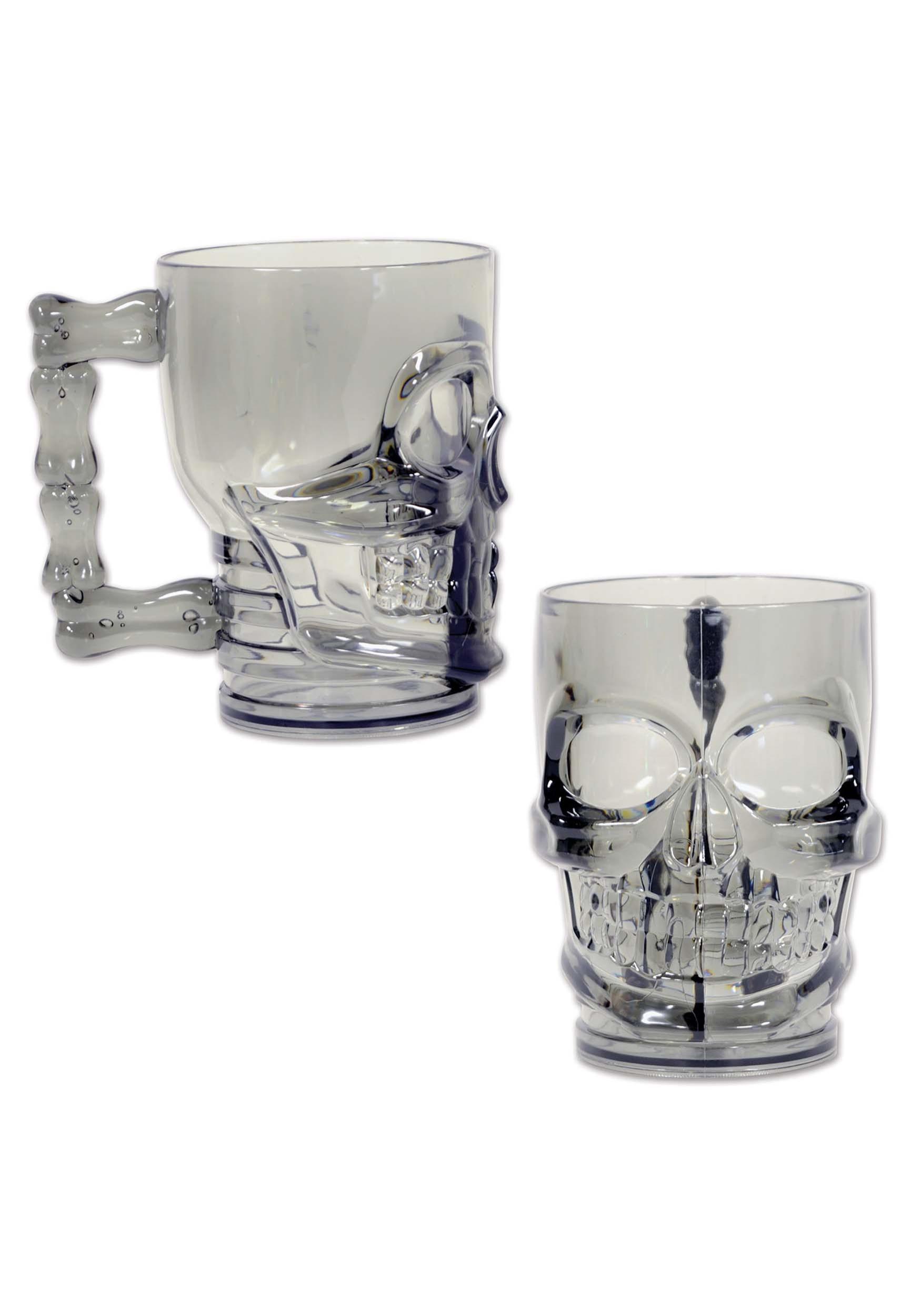 Skull 20 oz Mug