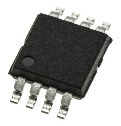 Maxim Integrated MAX11644EUA+, 12 bit ADC Dual-Channel Differential, Single Ended Input, 8-Pin μMAX (50)