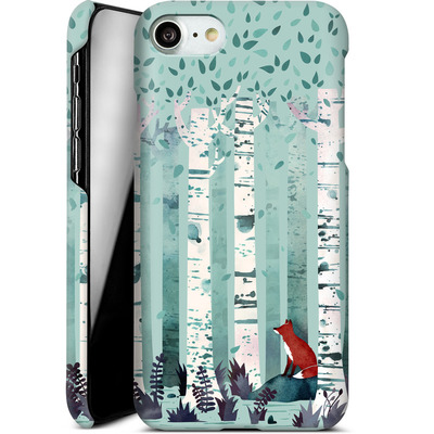 Apple iPhone 7 Smartphone Huelle - Birches von Little Clyde