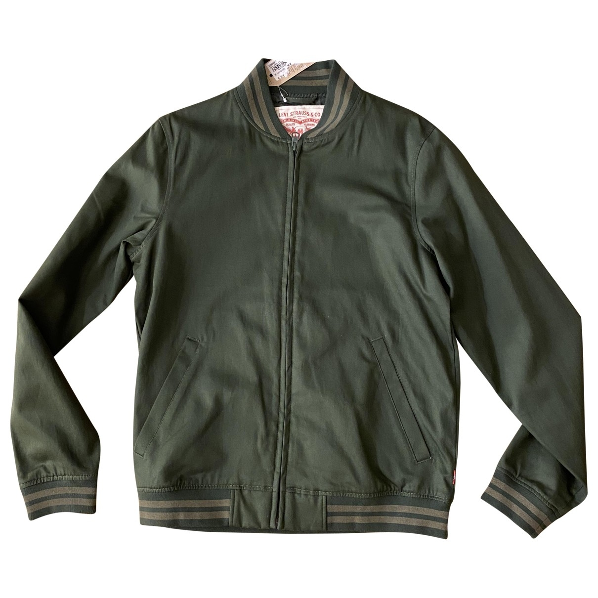 Levi's \N Green Cotton jacket  for Men S International