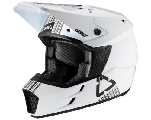 Leatt 1020001212 White GPX 3.5 V20.1 Helmet Medium