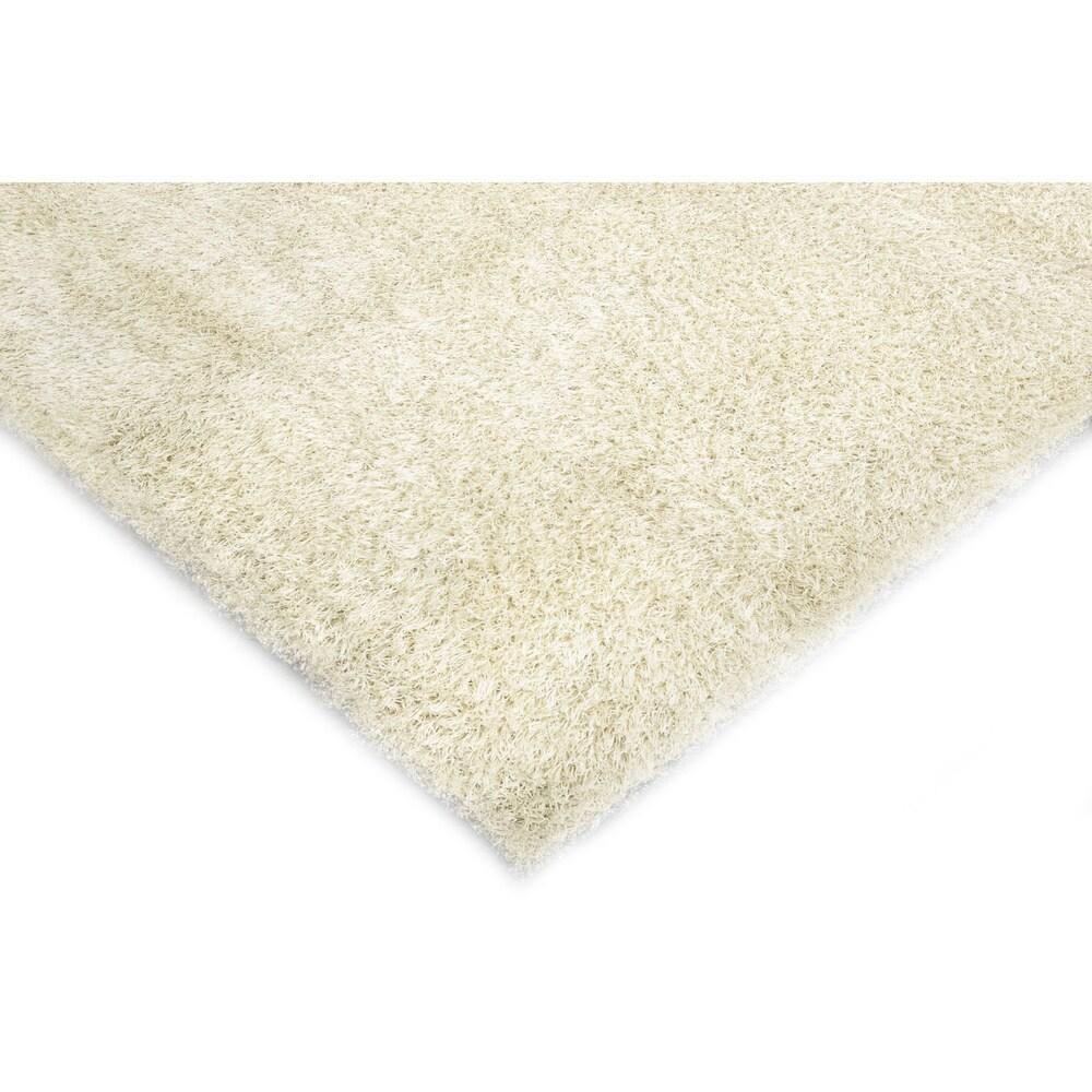 Liora Manne Shaggy Outdoor Rug (3'6 x 5'6) - 3'6 x 5'6 (Cream 5' x 7'6