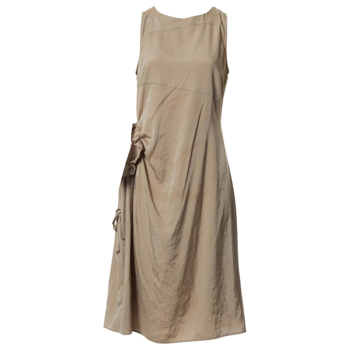 Bottega Veneta - Robe   pour femme - beige