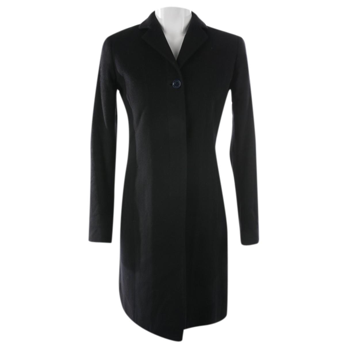 Herno - Veste   pour femme en laine - bleu