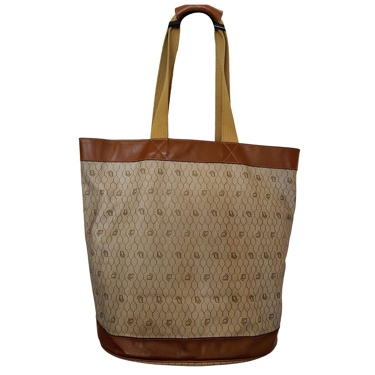 Dior N Brown Cloth handbag for Women N