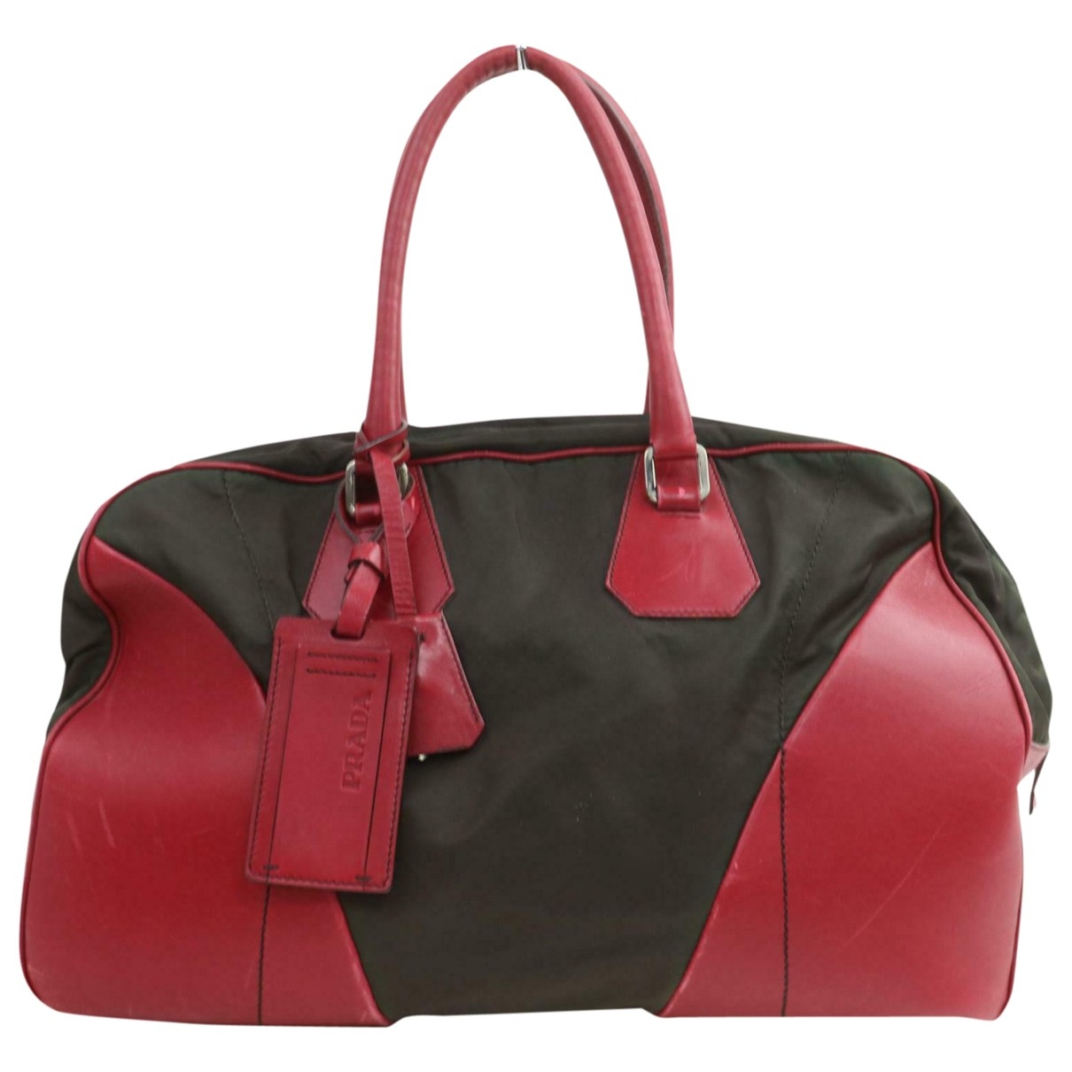 Prada \N Red handbag for Women \N
