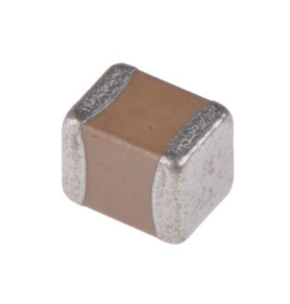 Murata , 1210 (3225M) 100μF Multilayer Ceramic Capacitor MLCC 6.3V dc ±20% , SMD GRM32EE70J107ME15L (5)