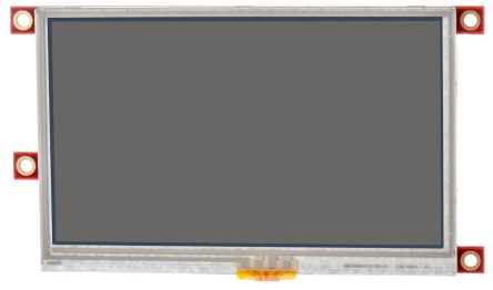 4D Systems SK-43PT-PI, 4.3in Resistive Touch Screen Starter Kit for Raspberry Pi