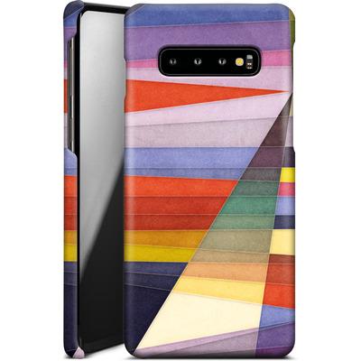 Samsung Galaxy S10 Plus Smartphone Huelle - You Were Trying Too Hard von Georgiana Teseleanu