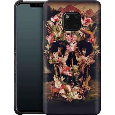 Huawei Mate 20 Pro Smartphone Huelle - Jungle Skull von Ali Gulec