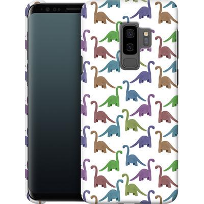 Samsung Galaxy S9 Plus Smartphone Huelle - Cute Dinosaurs von Becky Starsmore