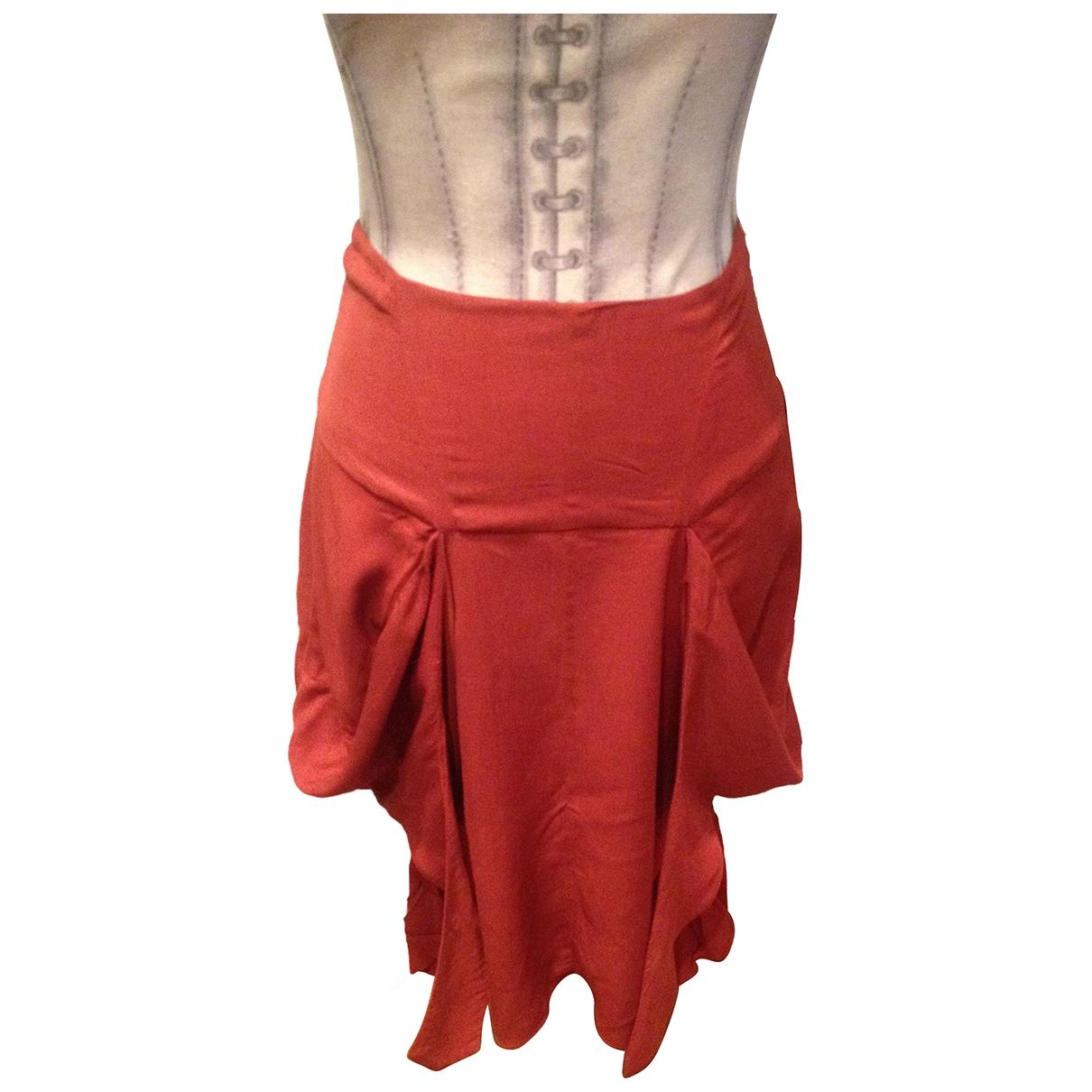 Marni \N Red skirt for Women 38 IT
