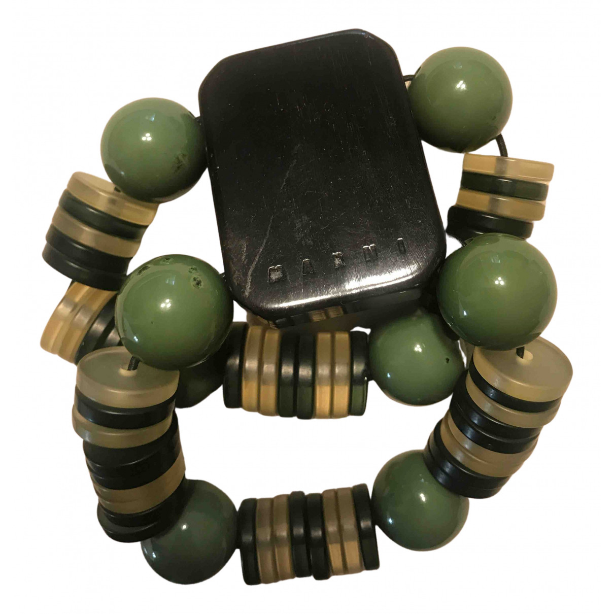 Marni - Bracelet   pour femme - noir