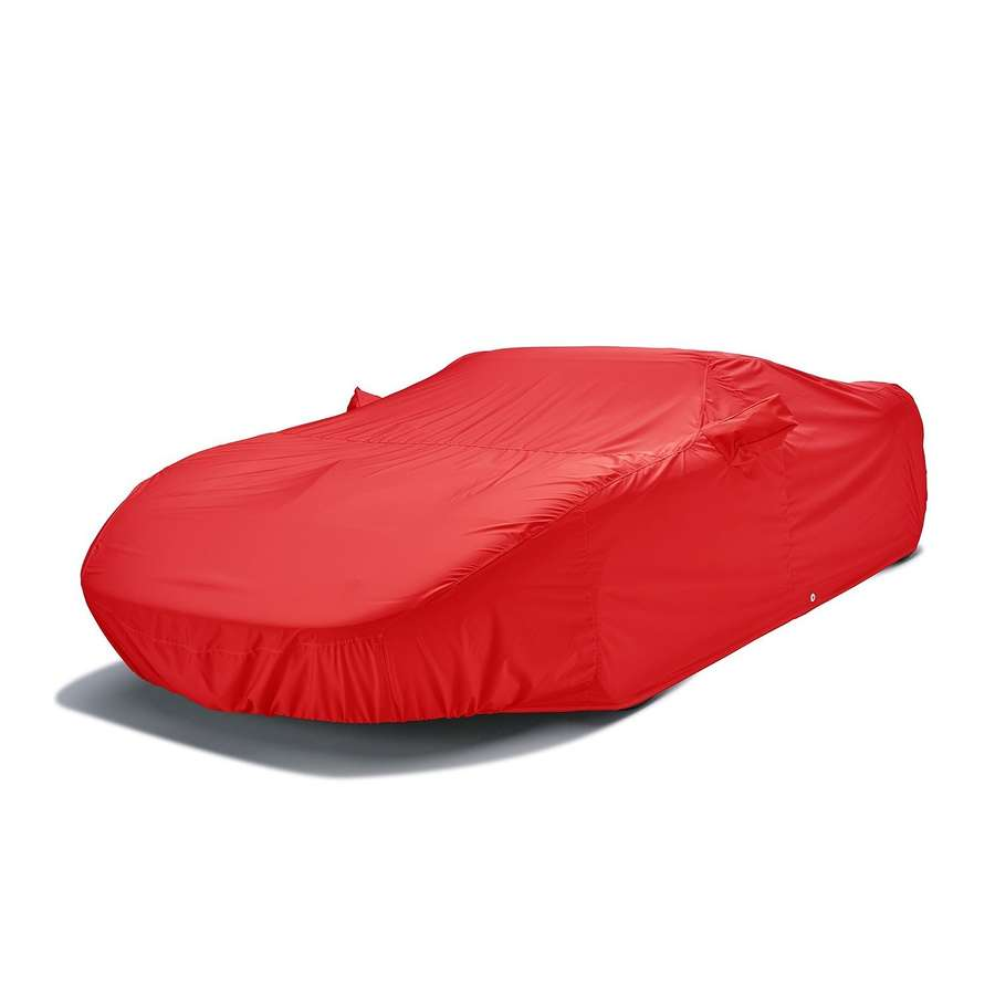 Covercraft C17766PR WeatherShield HP Custom Car Cover Red Mazda Mazda 3 2014-2021
