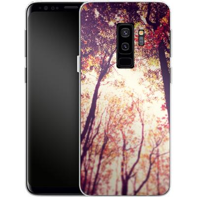 Samsung Galaxy S9 Plus Silikon Handyhuelle - Above and Beyond von Joy StClaire