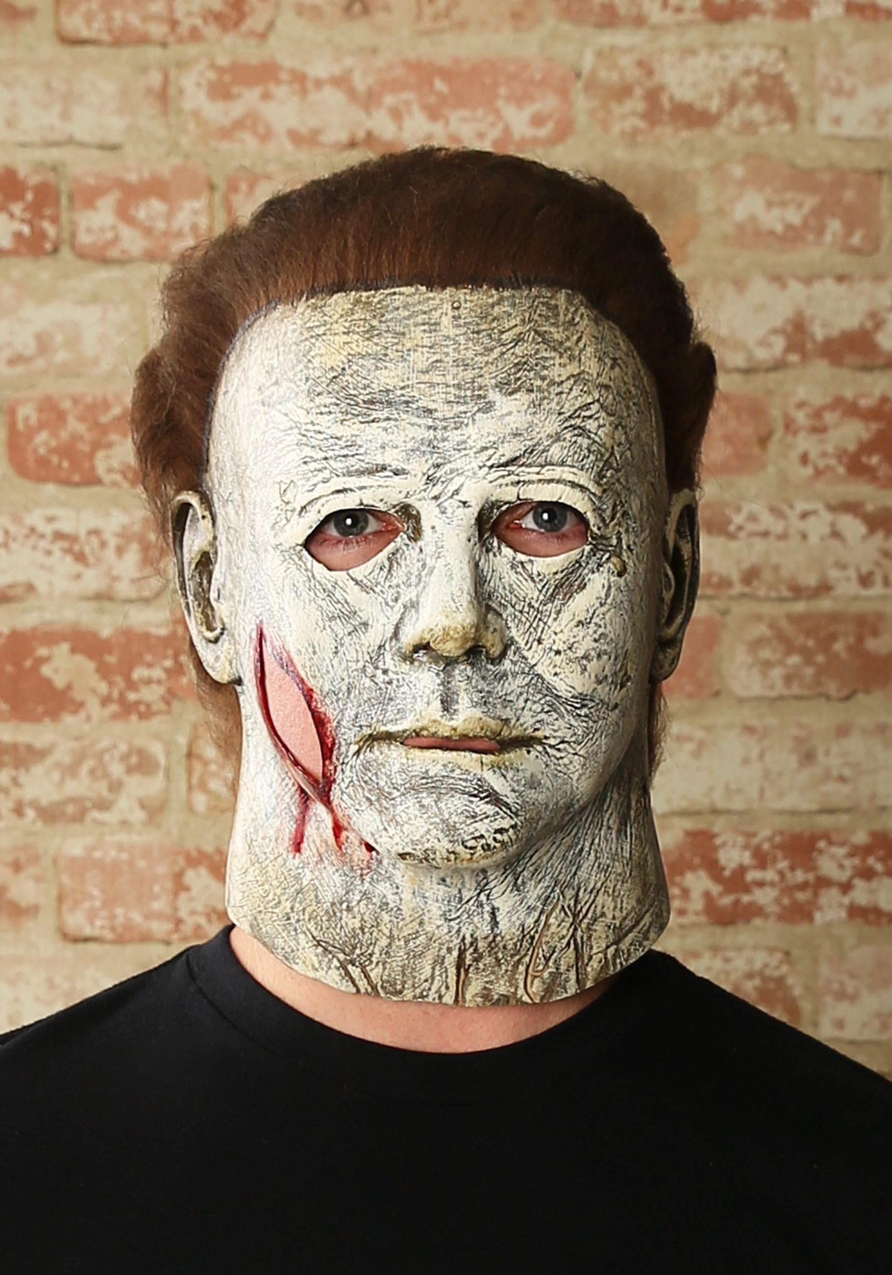Michael Myers Halloween (2018) Final Battle Mask