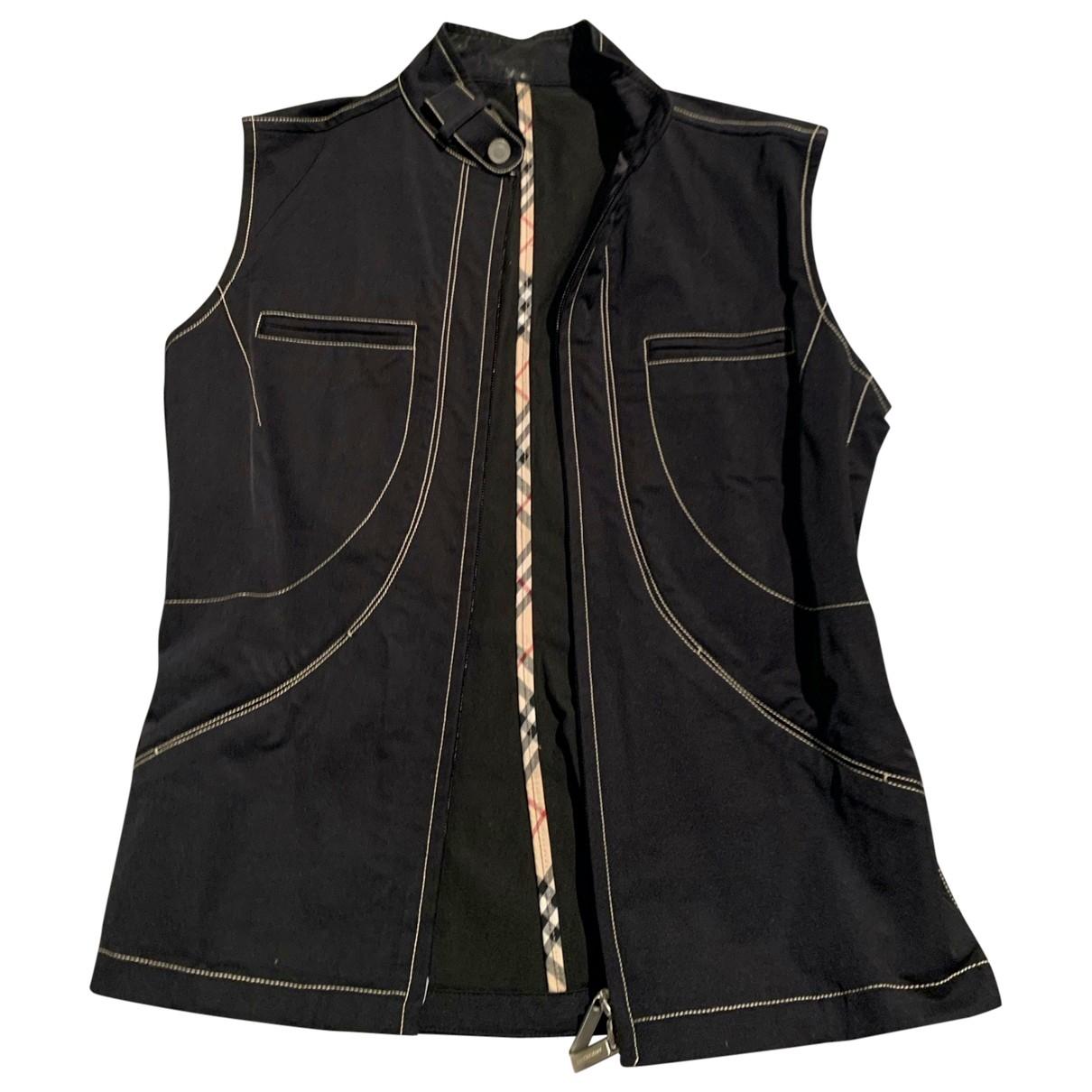 Burberry \N Black Knitwear for Women One Size IT