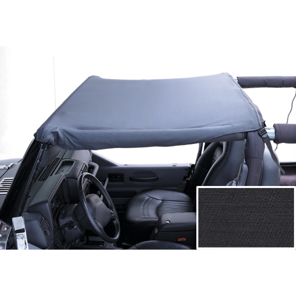 This summer brief from Rugged Ridge 13574.15 fits 92-95 Jeep Wrangler YJ. Black Denim. Jeep Wrangler 1992-1995