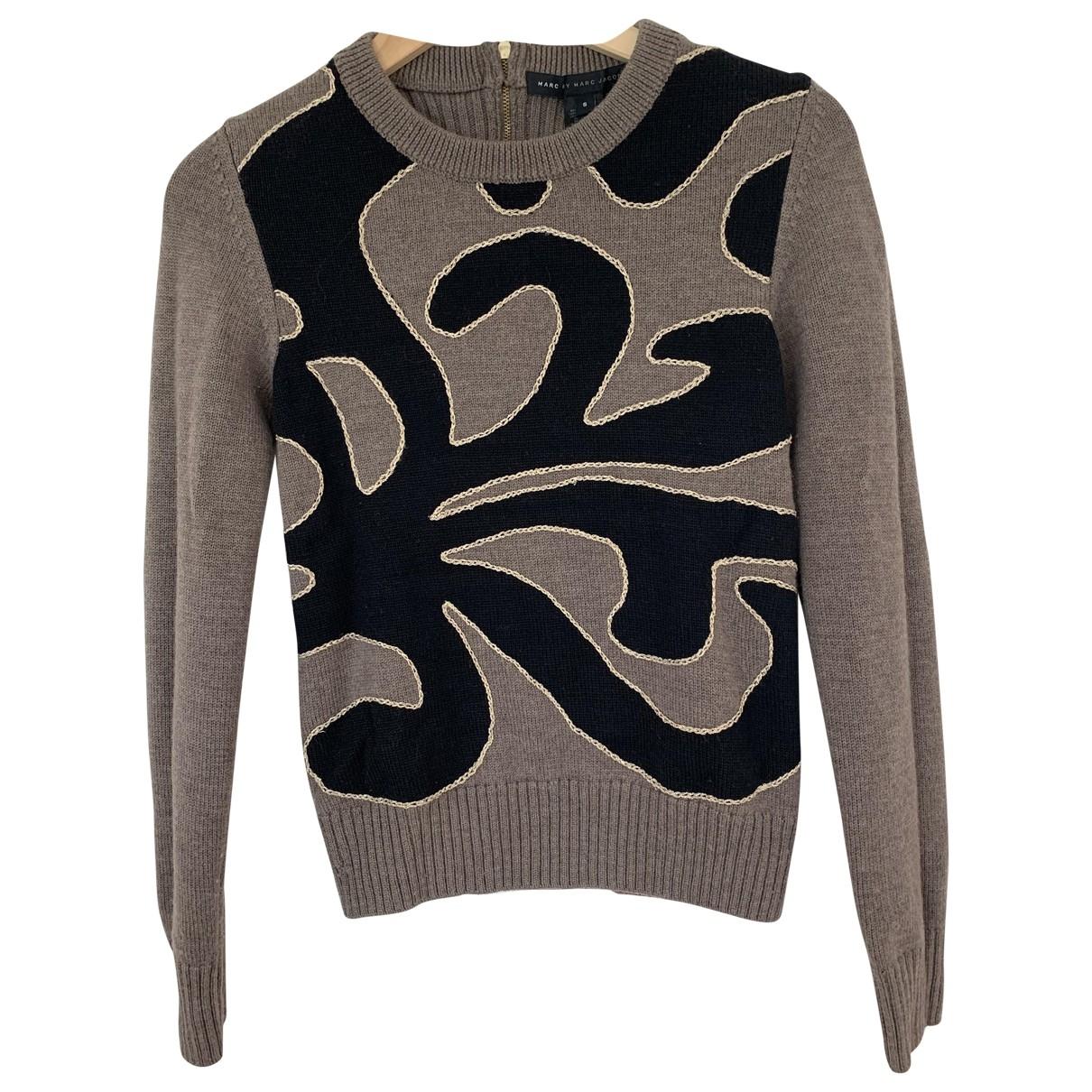 Marc By Marc Jacobs \N Beige Wool Knitwear for Women S International