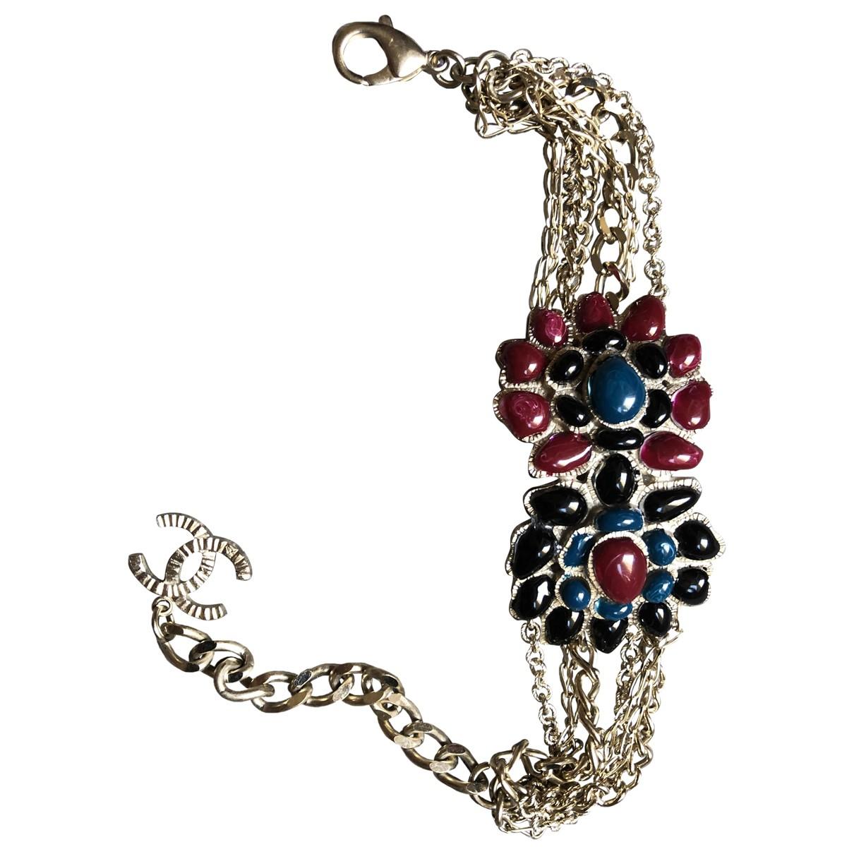 Chanel \N Gold Metal bracelet for Women \N