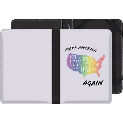 Amazon Kindle Paperwhite 3G eBook Reader Huelle - Make America Love Again von caseable Designs