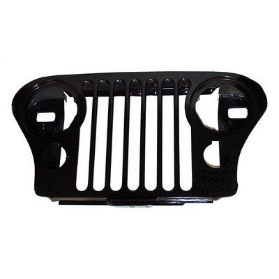Crown Automotive Front Grille (Black) - J5752656