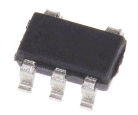 ON Semiconductor NCP161ASN280T1G, Low Dropout Voltage Regulator, 450mA, 2.8 V, ±2% 5-Pin, SOT-23 (3000)