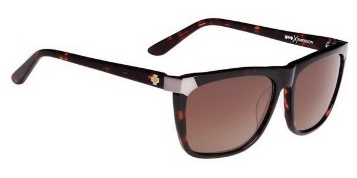 Spy EMERSON 673244075865 Women's Sunglasses Tortoise Size 59
