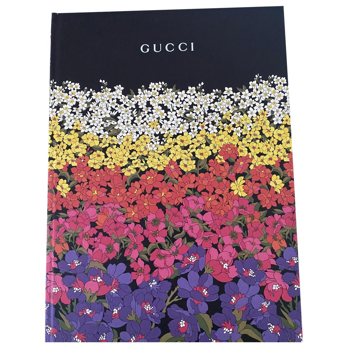 Gucci \N Accessoires und Dekoration in  Bunt Holz