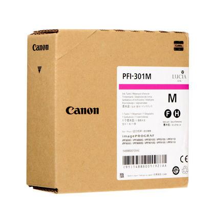 Canon PFI-307M 9813B001 cartouche d'encre originale magenta