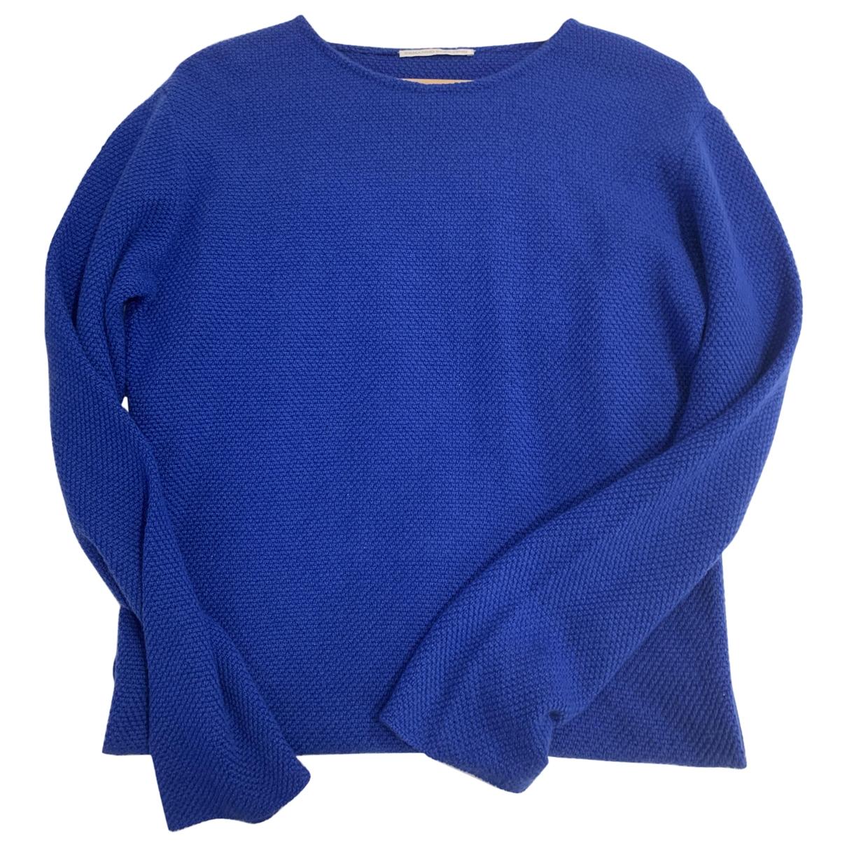 Ermanno Scervino - Combinaison   pour femme en cachemire - bleu