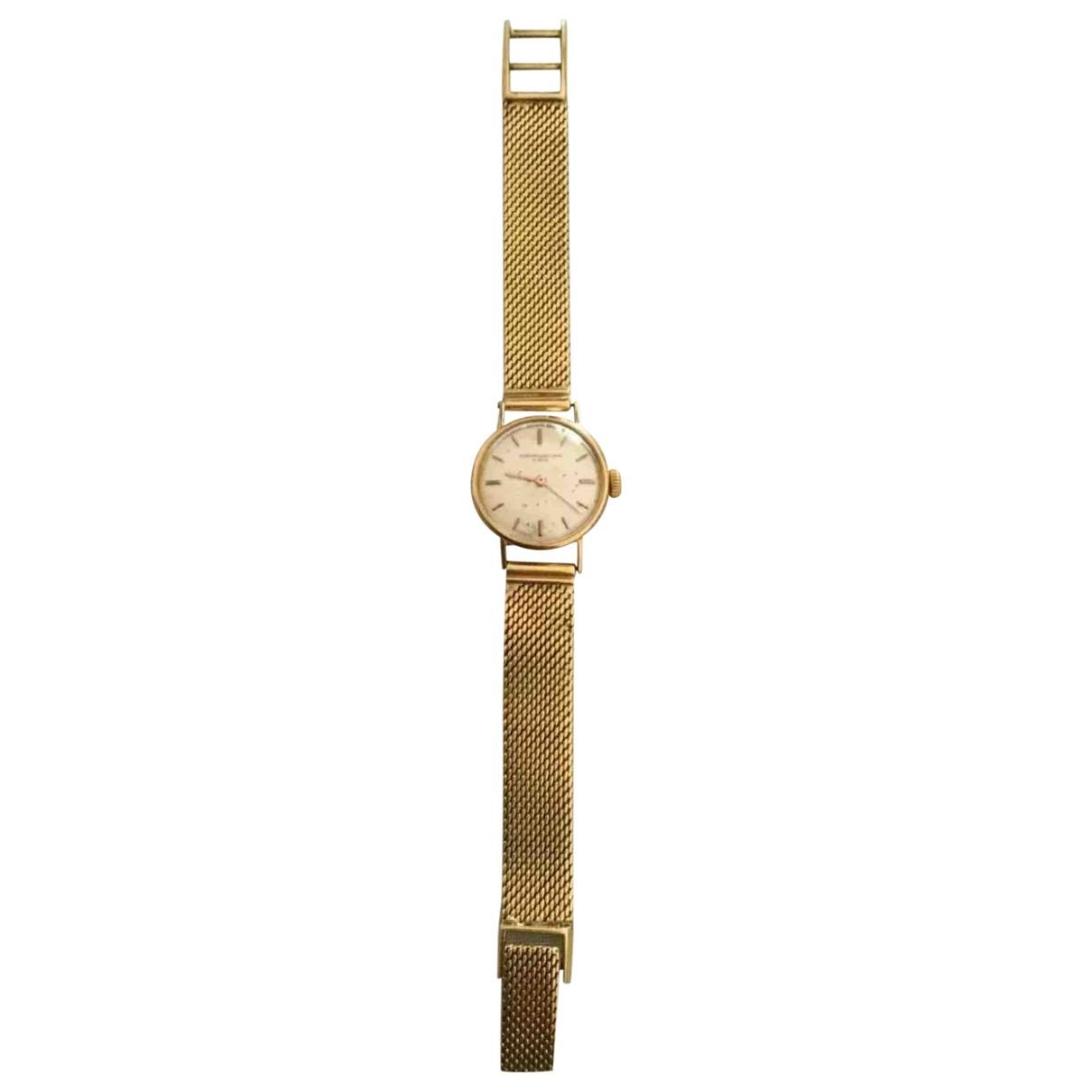 Reloj Vintage de Oro rosa Vacheron Constantin