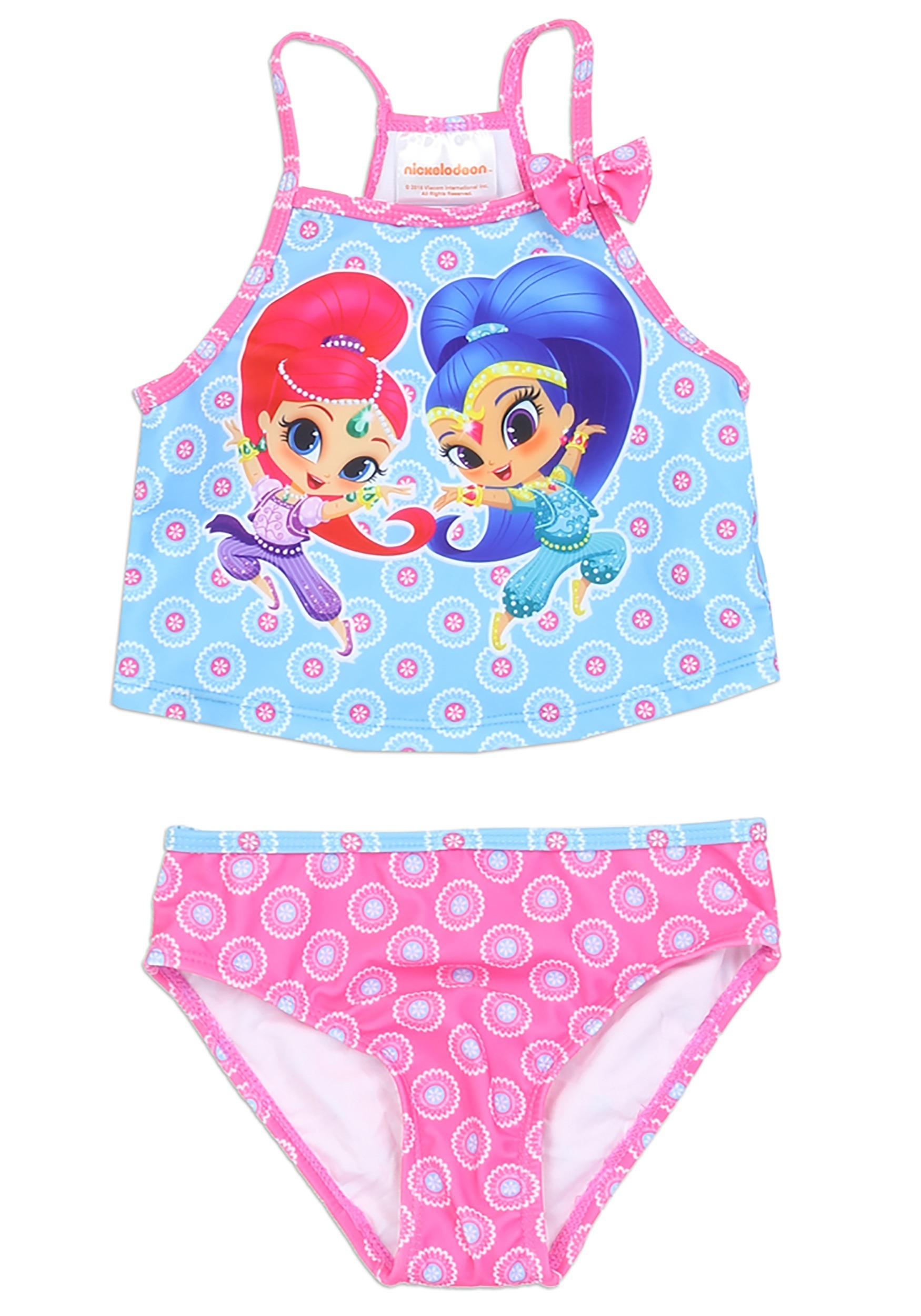 Shimmer & Shine Toddler Swimsuit