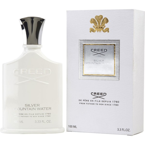Silver Mountain Water - Creed Eau de parfum 100 ml