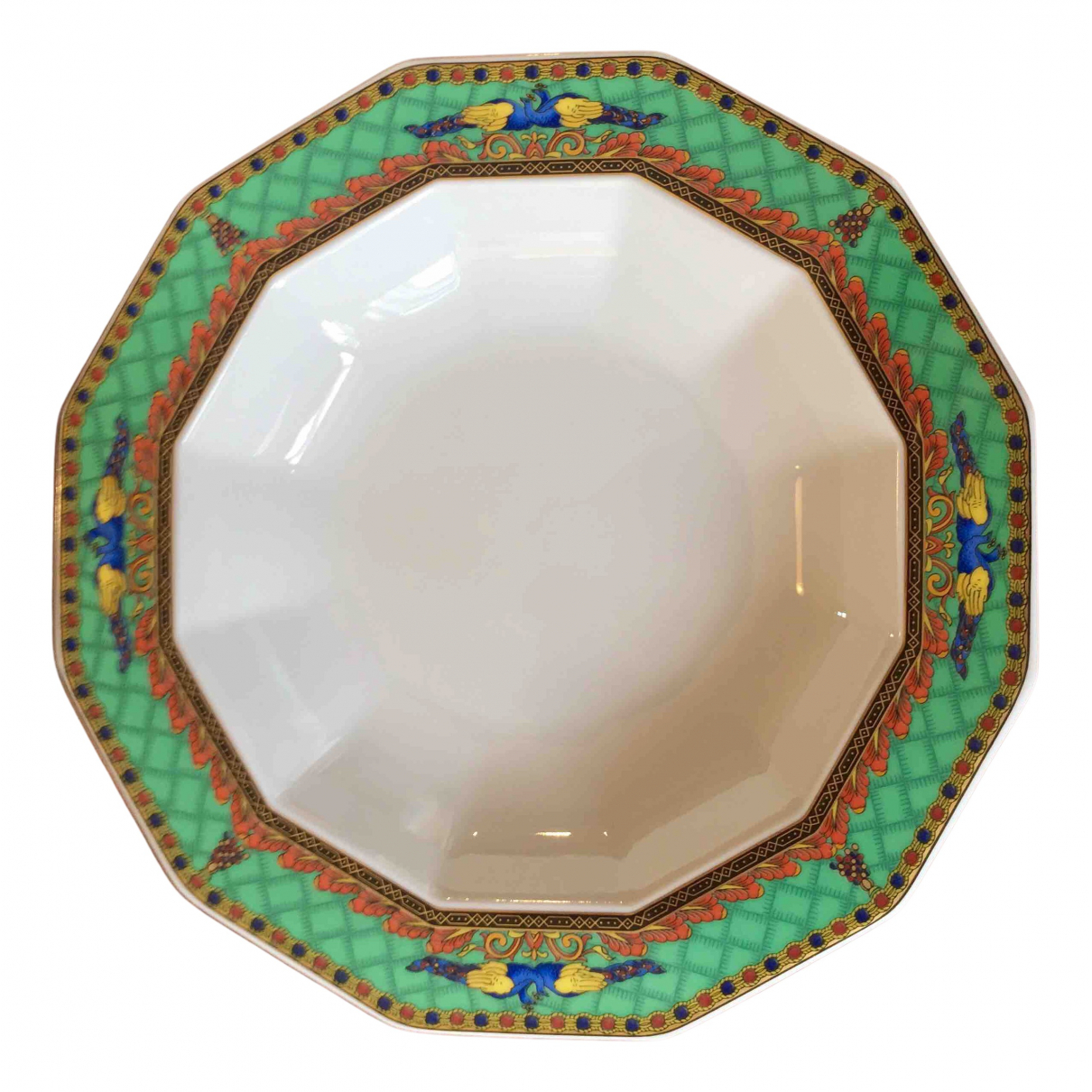 Gianni Versace \N Tischkultur in  Bunt Porzellan