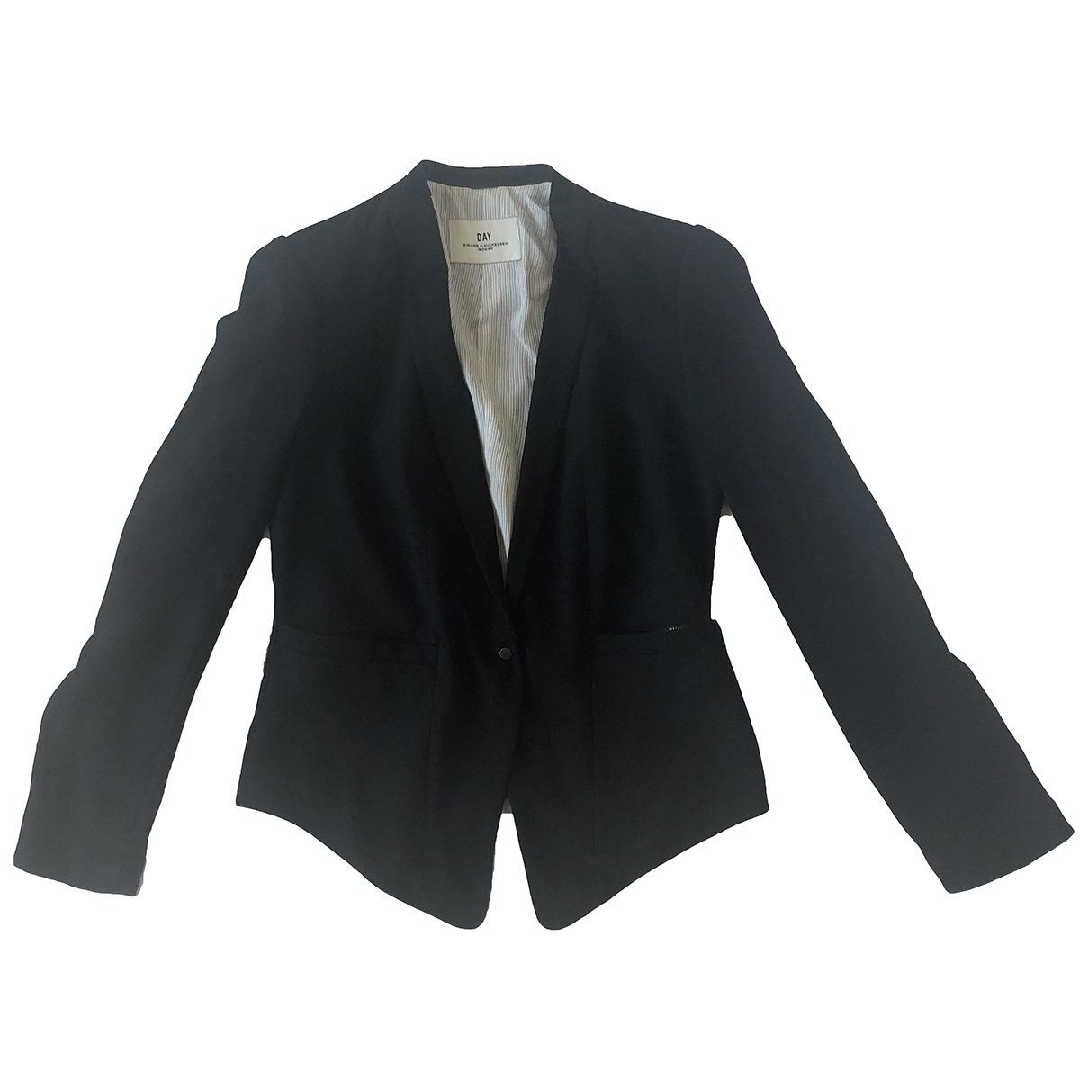 Day Birger & Mikkelsen \N Black jacket for Women 12 UK
