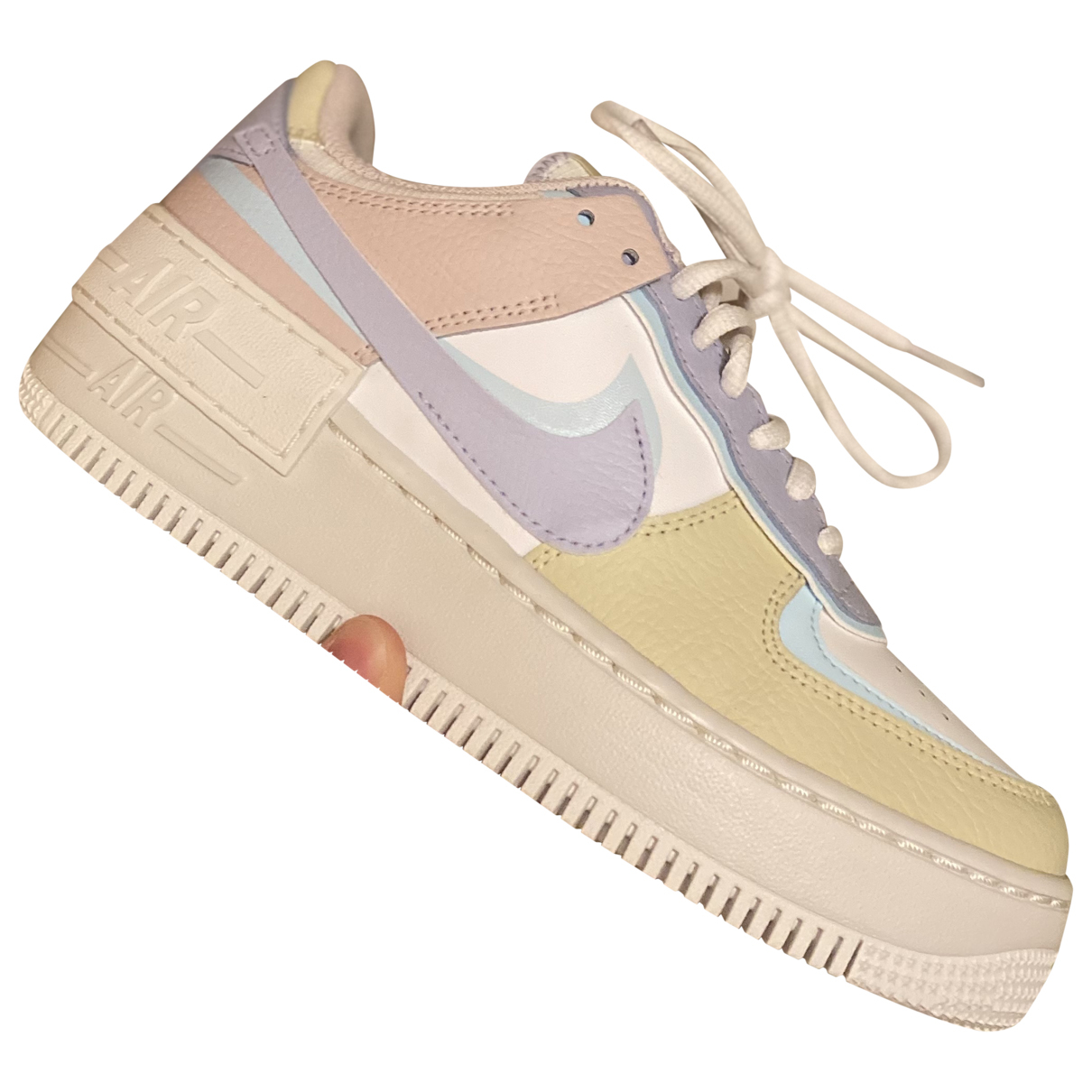 Nike Air Force 1 Multicolour Trainers for Women 5.5 US