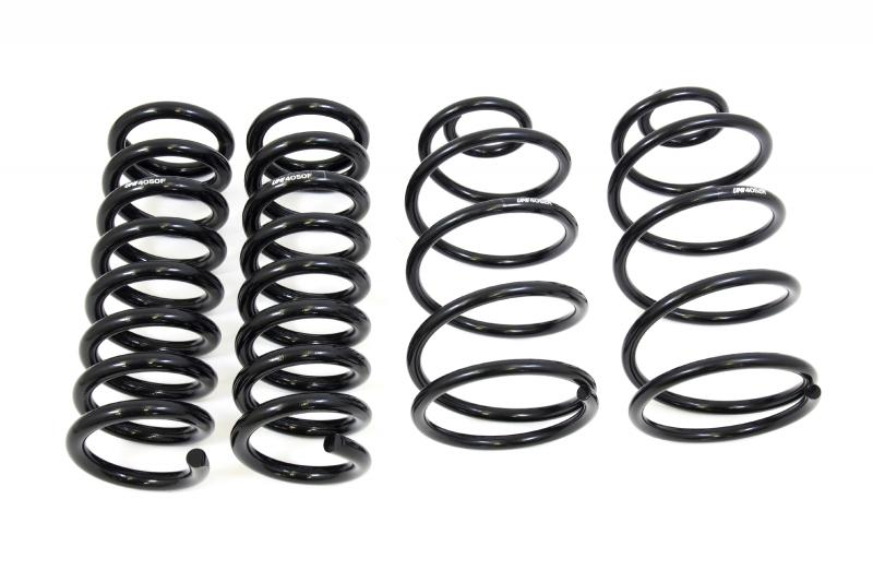 "UMI Performance 4052 1964-1966 GM A-Body Spring Kit, 1"" Lowering"