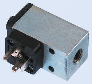 Burkert Pressure Sensor for Various Media , 70bar Max Pressure Reading Relay