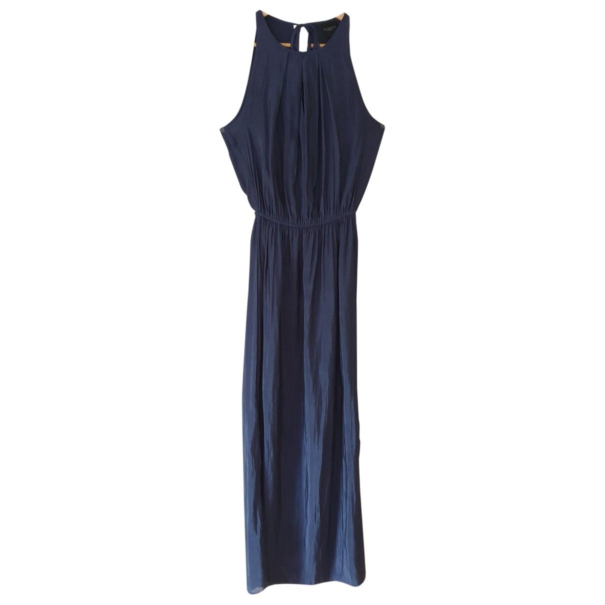 Selected - Robe   pour femme - bleu