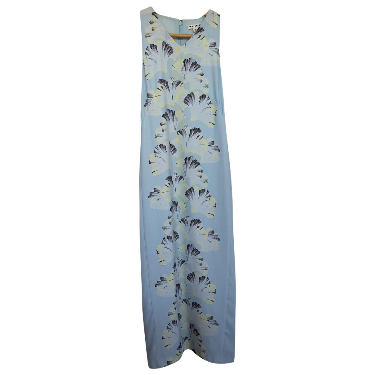 Whistles \N Blue dress for Women 10 UK
