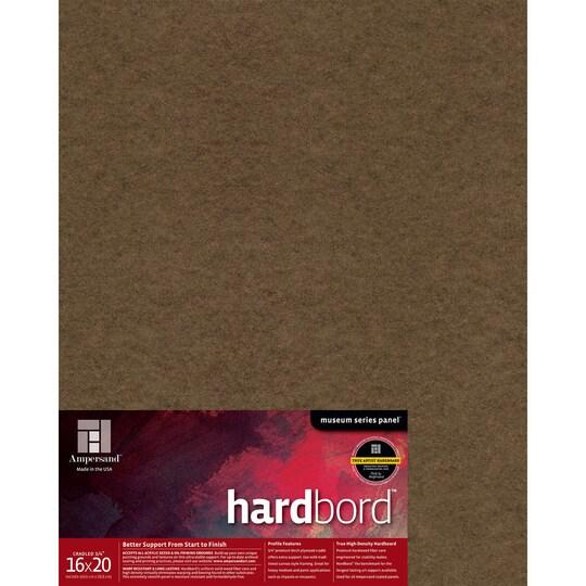 Ampersand™ Hardbord™ Museum Series Cradled 3/4