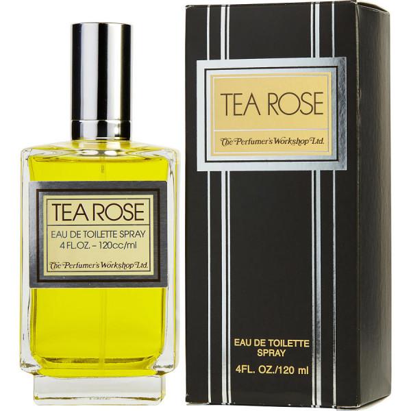 Tea Rose - Perfumers Workshop Eau de toilette en espray 120 ML