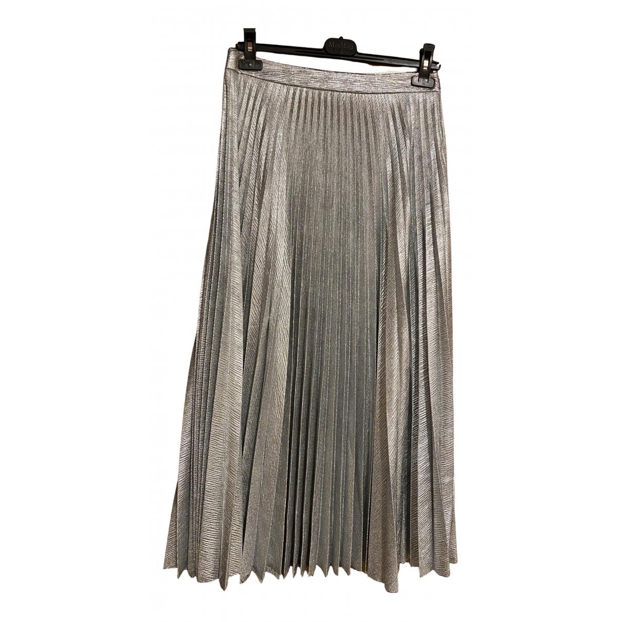Tara Jarmon \N Rocke in  Silber Polyester