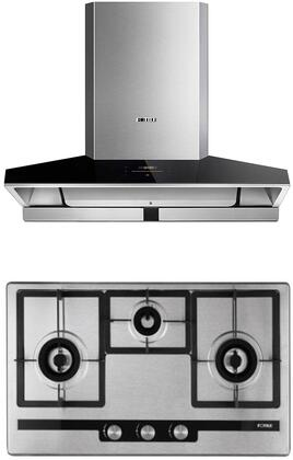2 Piece Kitchen Appliances Package with GAS78307 31