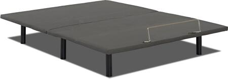 SSS-475-K Sunset Sleep Systems Collection King Size Adjustable Bed Base with Wireless Remote Control  in