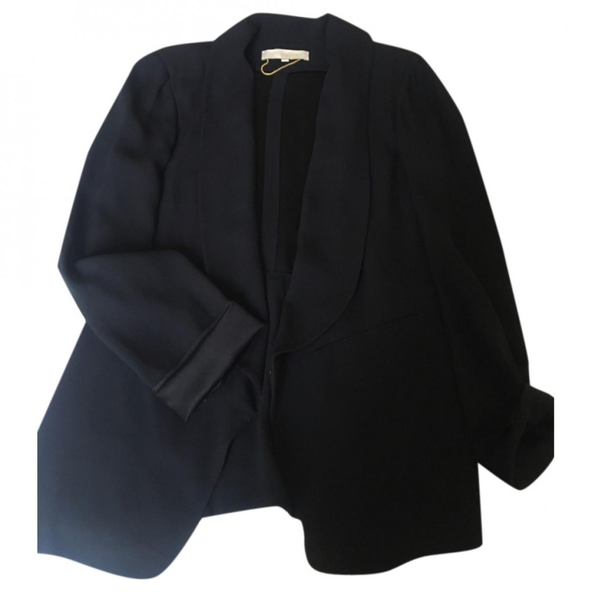 Vanessa Bruno \N Black jacket for Women 38 FR
