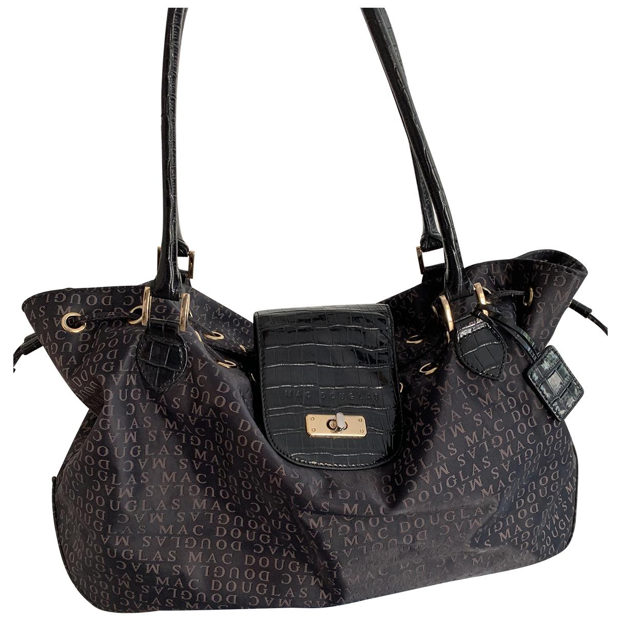 Mac Douglas \N Black handbag for Women \N